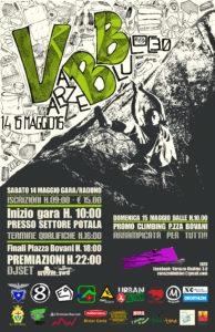 Locandina della manifestazione VARAZZE BLU BLOC 3.0 - 2016